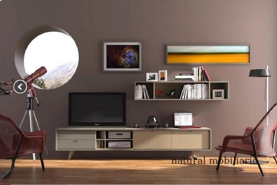 Muebles Modernos chapa natural/lacados salon moderno herevint 1-672-757