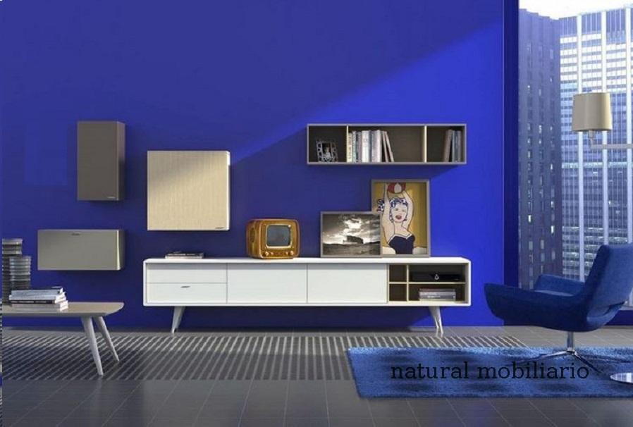 Muebles Modernos chapa natural/lacados salon moderno herevint 1-672-759