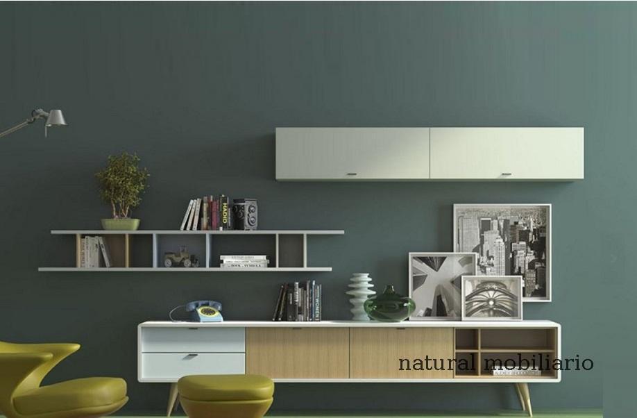 Muebles Modernos chapa natural/lacados salon moderno herevint 1-672-760