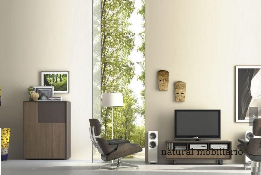 Muebles Modernos chapa natural/lacados salon moderno herevint 1-672-761