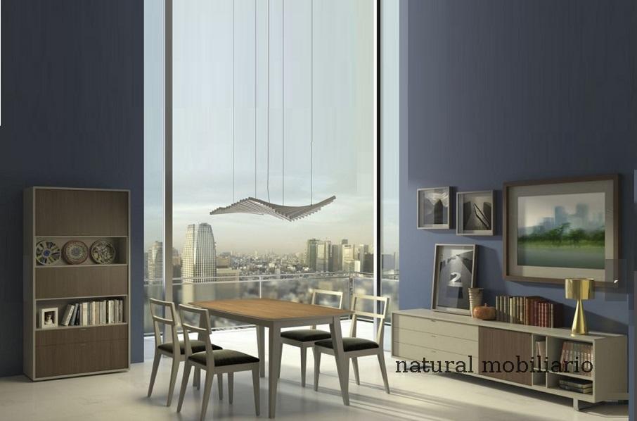 Muebles Modernos chapa natural/lacados salon moderno herevint 1-672-762