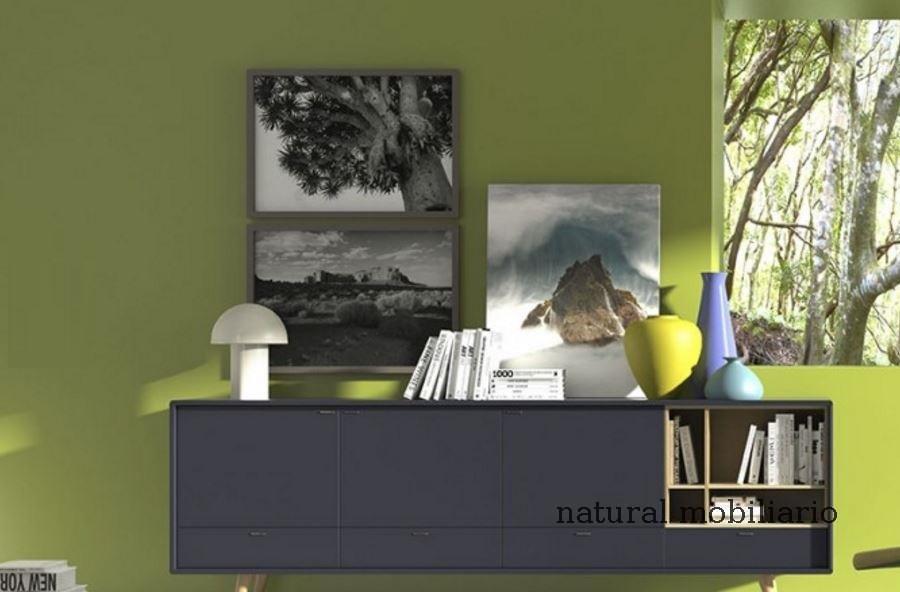 Muebles Modernos chapa natural/lacados salon moderno herevint 1-672-751