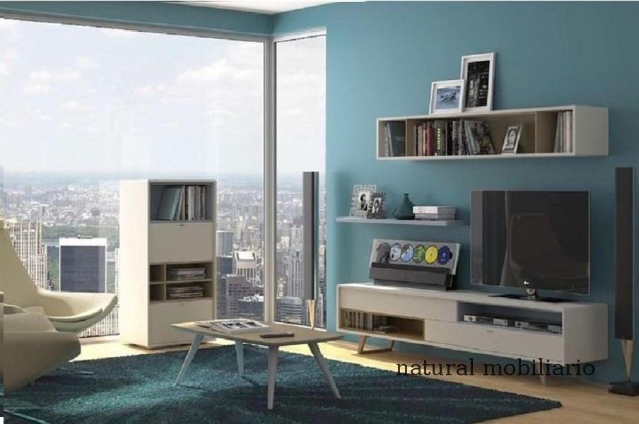 Muebles Modernos chapa natural/lacados salon moderno herevint 1-672-753