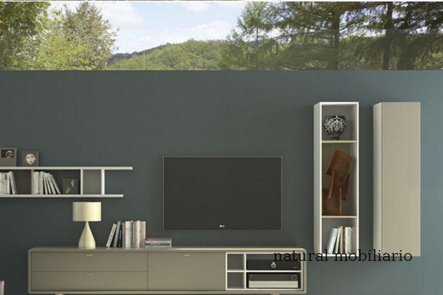 Muebles Modernos chapa natural/lacados salon moderno herevint 1-672-754
