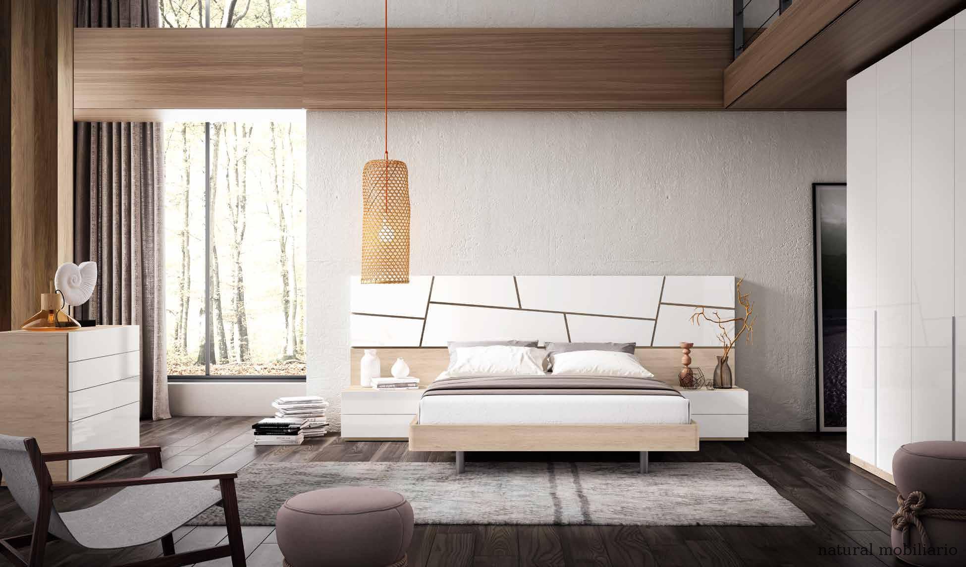 Muebles Modernos chapa sintética/lacados Dormitorio Boho Moderno