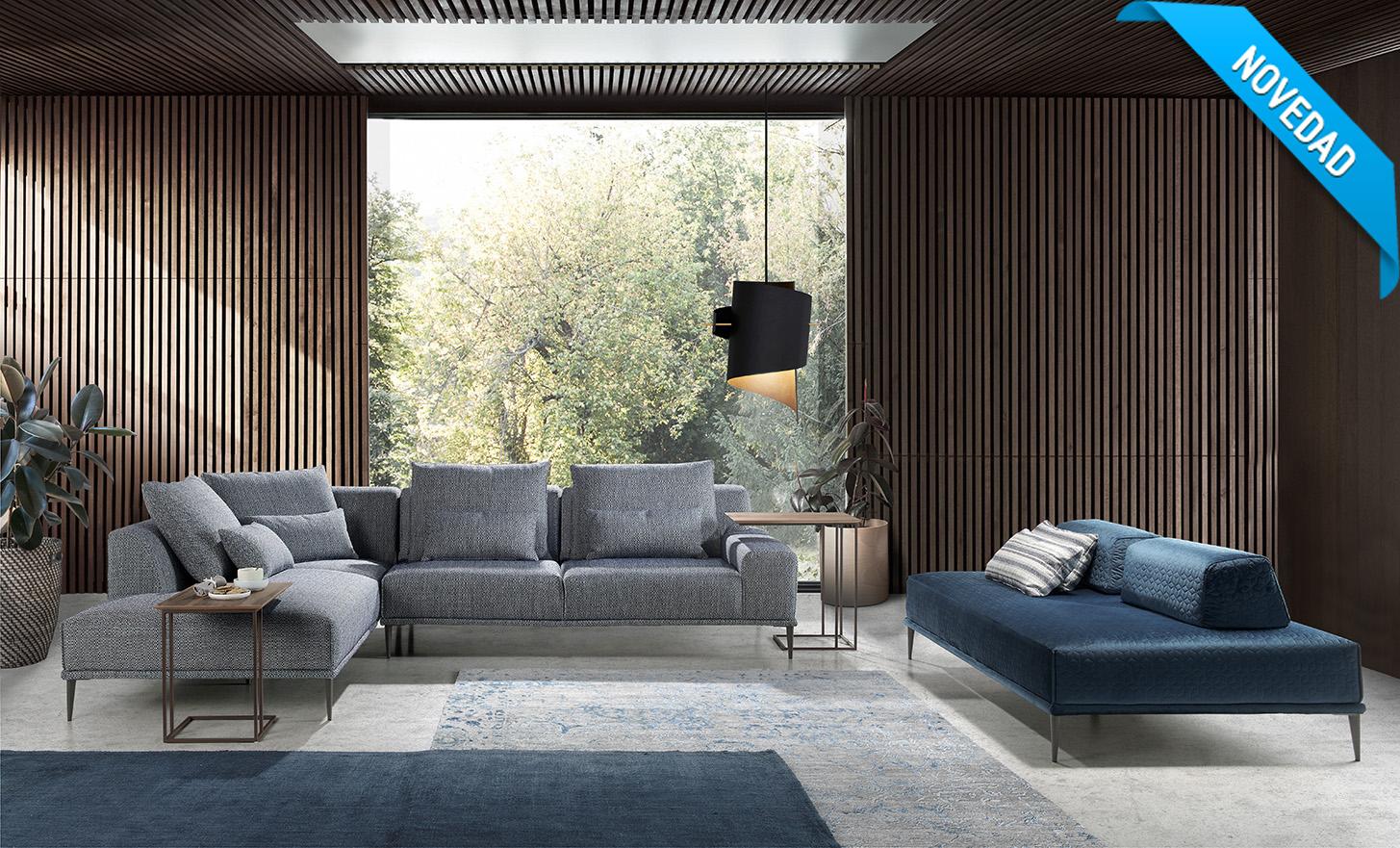 Muebles Sofás y Chaiselonge sofa afosxsofa dove