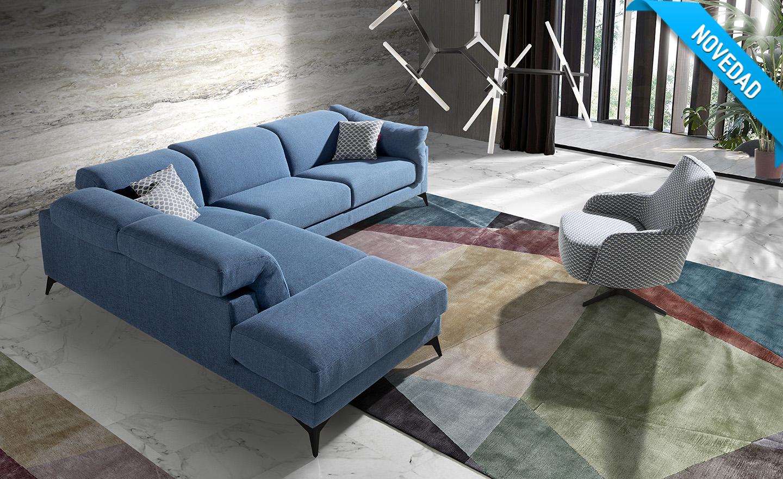 Muebles Sofás y Chaiselonge sofa afosxsofa siesta