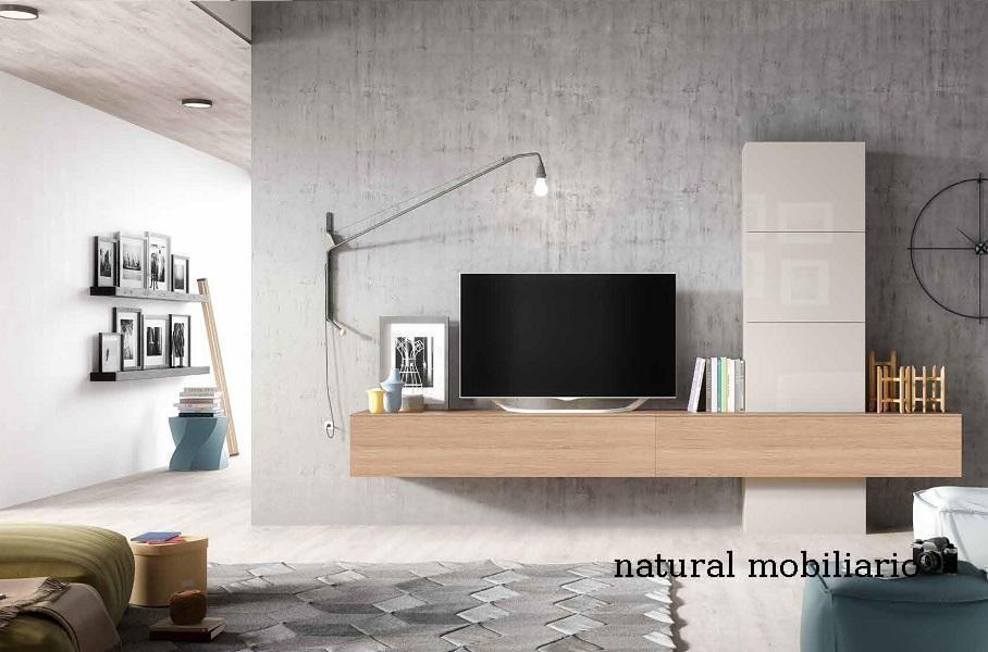 Muebles Modernos chapa natural/lacados apilable mazizo 2-67-260