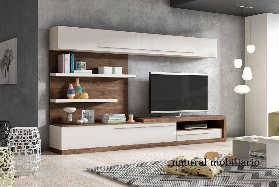 Muebles Modernos chapa natural/lacados apilable mazizo 2-67-270