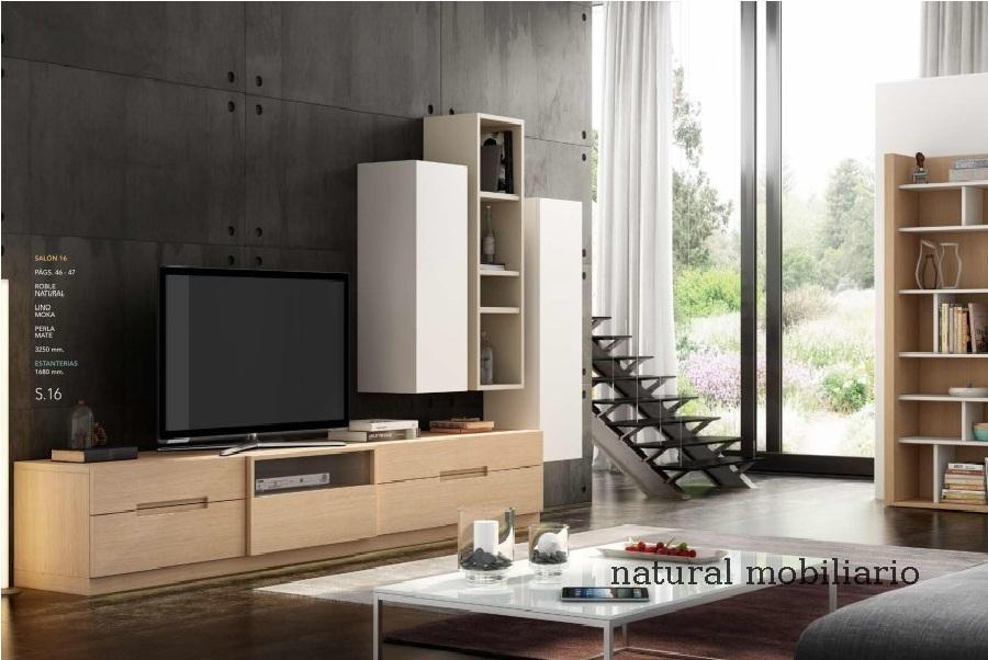 Muebles Modernos chapa natural/lacados salon moderno guar 2-486-615