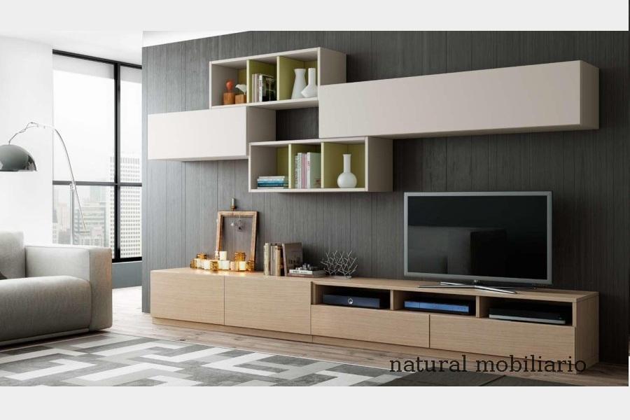 Muebles Modernos chapa natural/lacados salon moderno guar 2-486-608