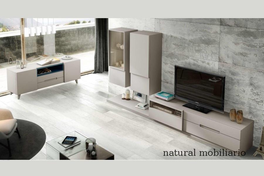 Muebles Modernos chapa natural/lacados salon moderno guar 2-486-603