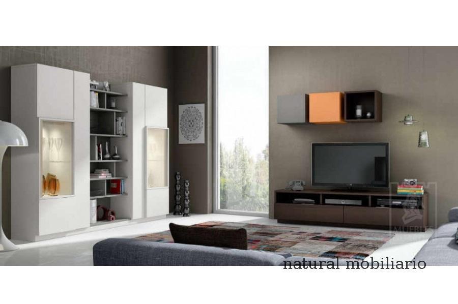 Muebles Modernos chapa natural/lacados salon moderno guar 2-486-614
