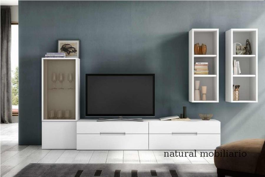 Muebles Modernos chapa natural/lacados salon moderno guar 2-486-622