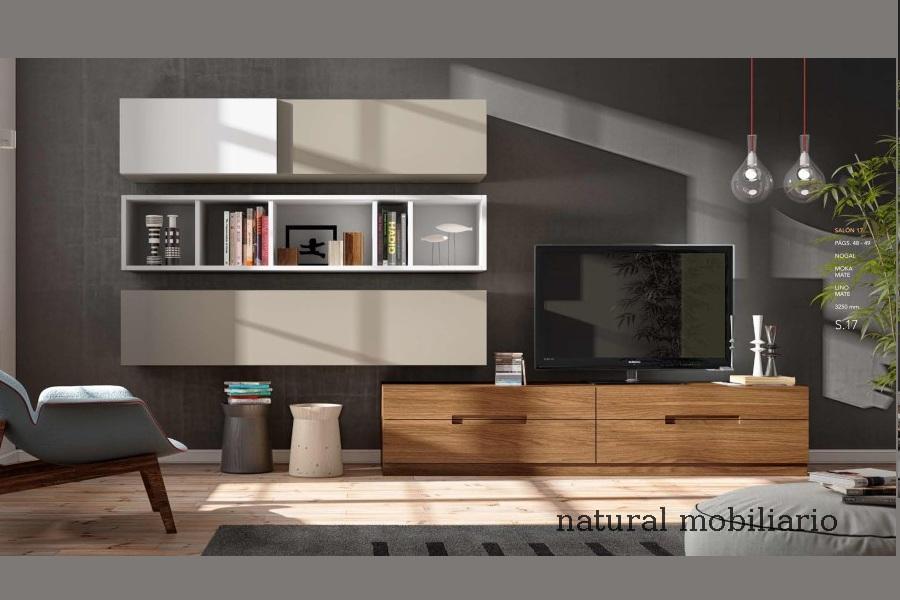 Muebles Modernos chapa natural/lacados salon moderno guar 2-486-616