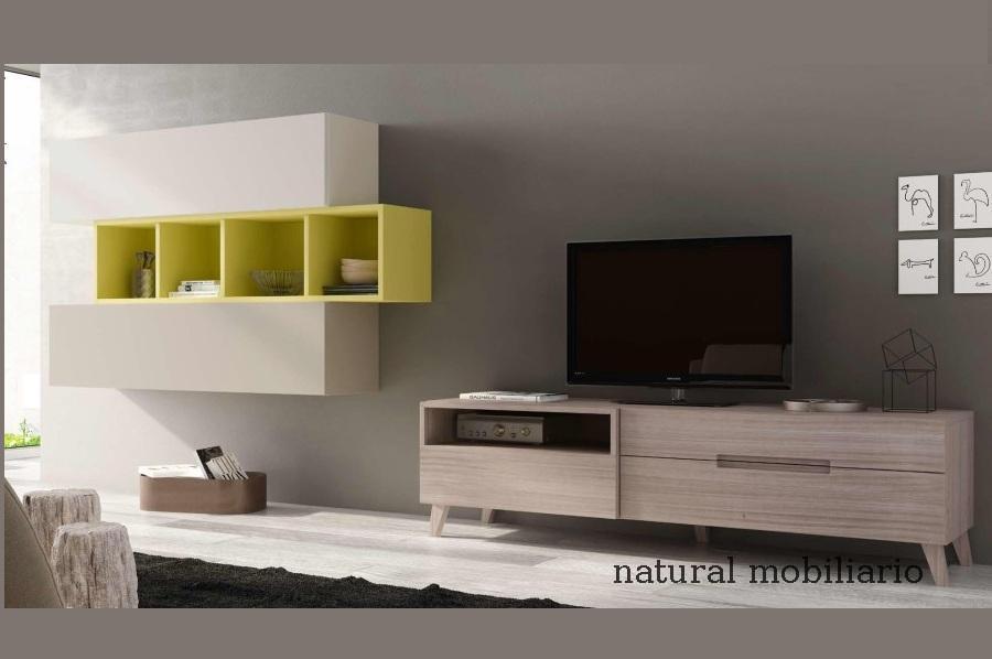 Muebles Modernos chapa natural/lacados salon moderno guar 2-486-619