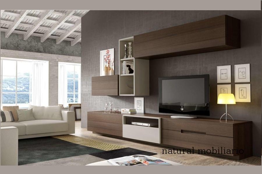 Muebles Modernos chapa natural/lacados salon moderno guar 2-486-610