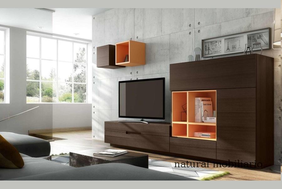 Muebles Modernos chapa natural/lacados salon moderno guar 2-486-604