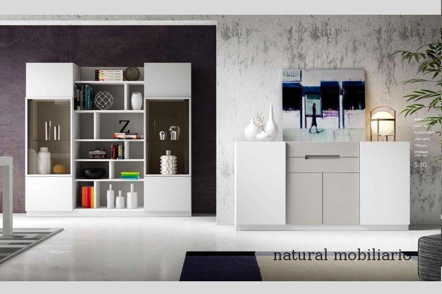 Muebles Modernos chapa natural/lacados salon moderno guar 2-486-609