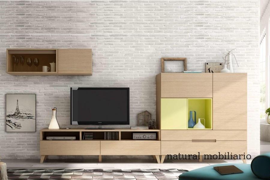 Muebles Modernos chapa natural/lacados salon moderno guar 2-486-602
