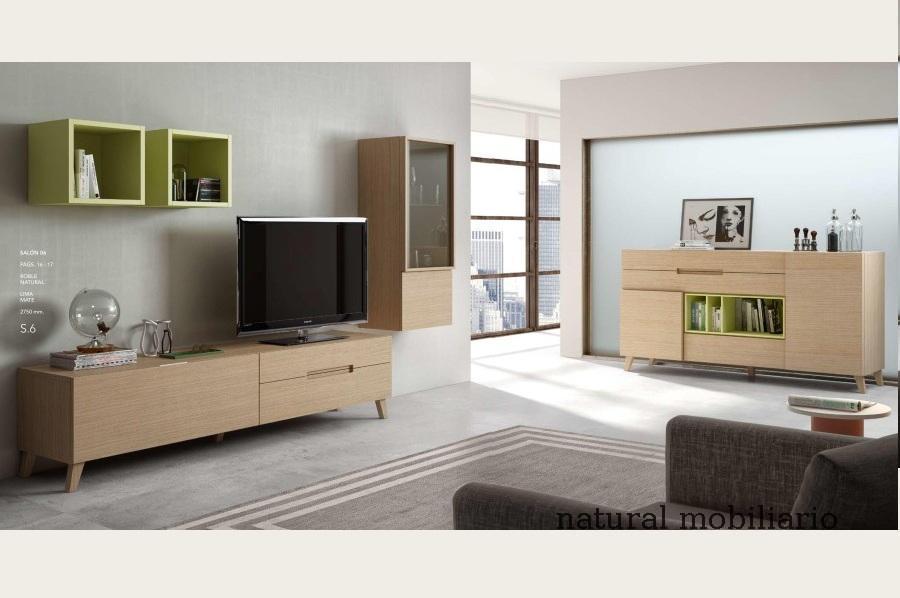 Muebles Modernos chapa natural/lacados salon moderno guar 2-486-605