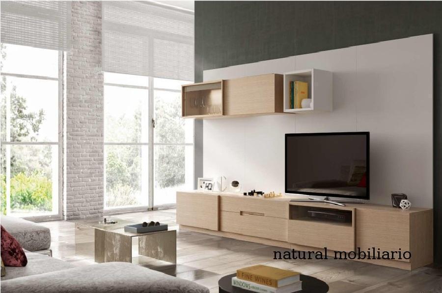 Muebles Modernos chapa natural/lacados salon moderno guar 2-486-612