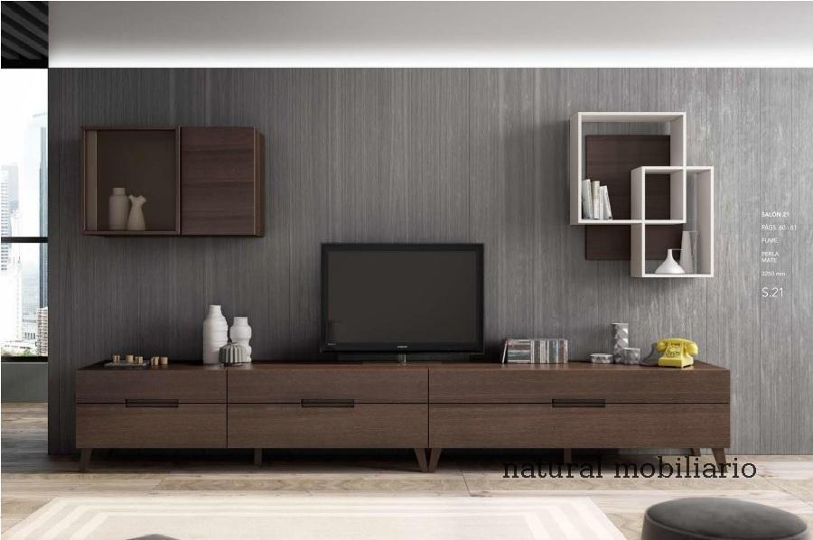 Muebles Modernos chapa natural/lacados salon moderno guar 2-486-620