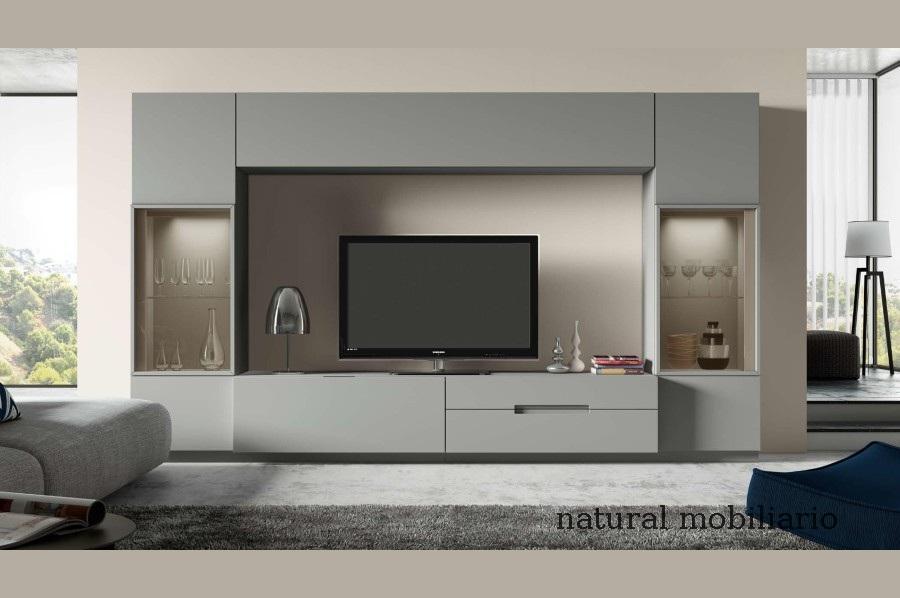 Muebles Modernos chapa natural/lacados salon moderno guar 2-486-607