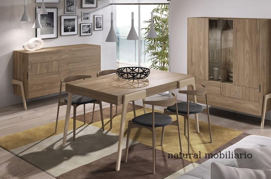 Muebles Modernos chapa natural/lacados salon moderno mese1-782-678