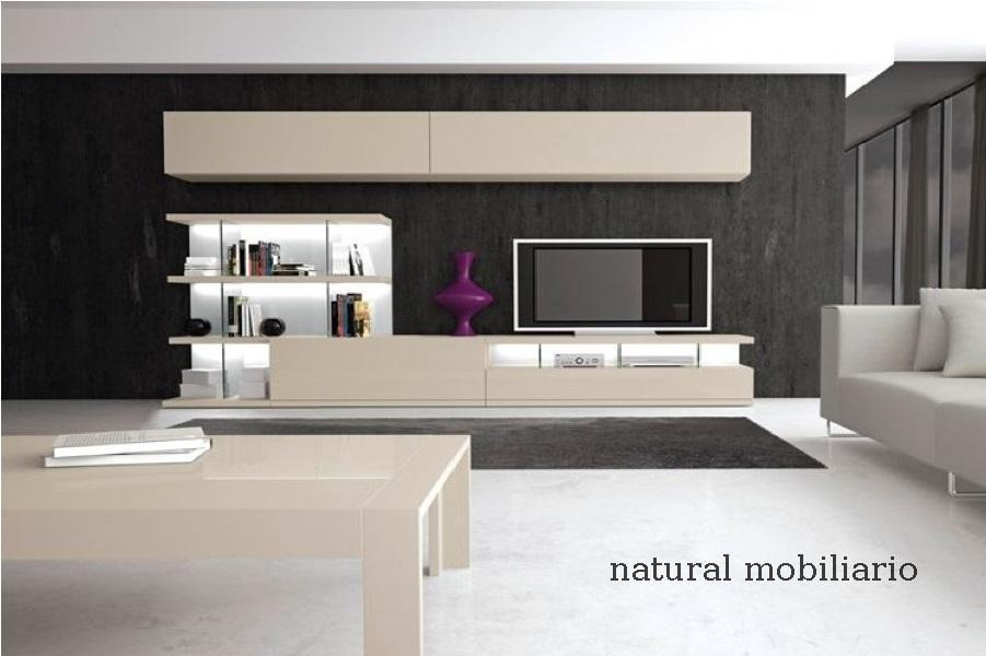Muebles Modernos chapa natural/lacados salon moderno gism 1-62-801