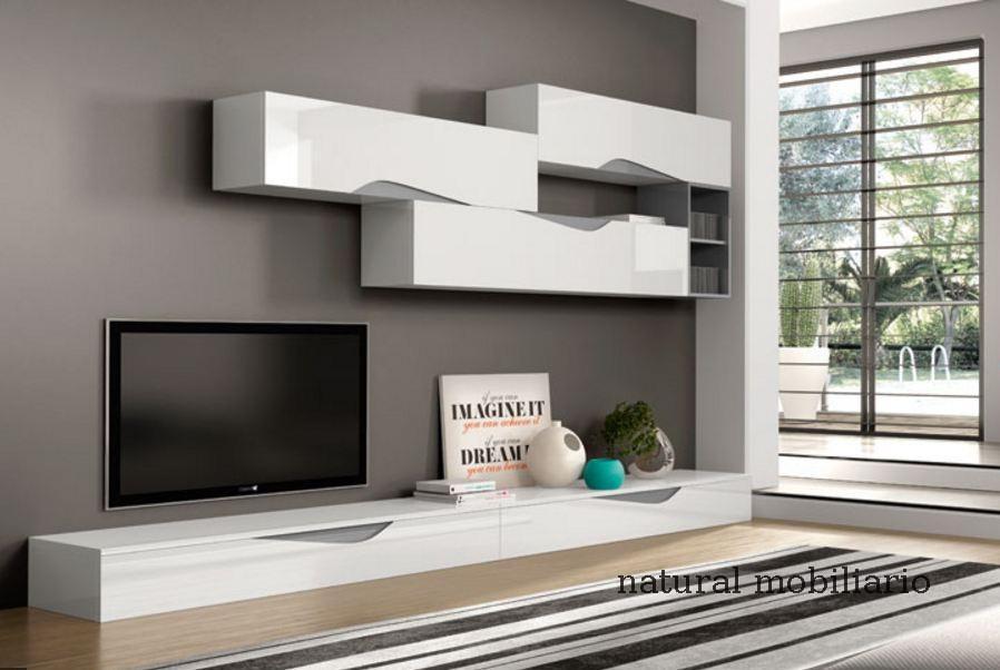 Muebles Modernos chapa natural/lacados salon moderno rovi 1-19-850