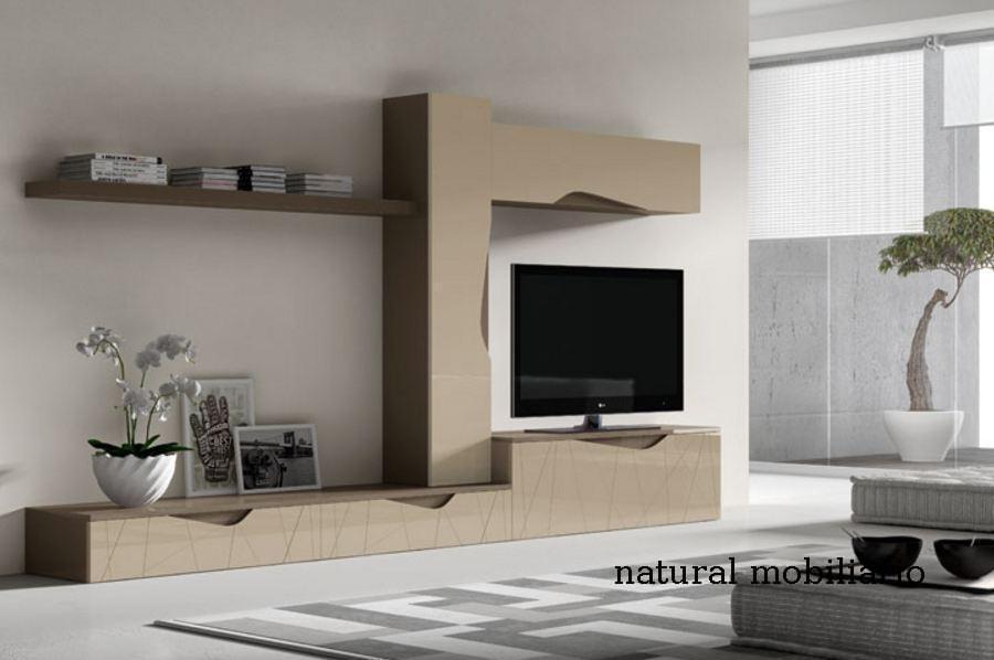 Muebles Modernos chapa natural/lacados salon moderno rovi 1-19-856