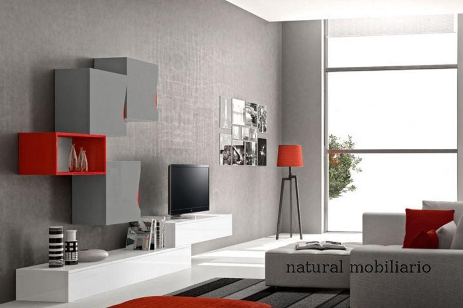 Muebles Modernos chapa natural/lacados salon moderno rovi 1-19-851