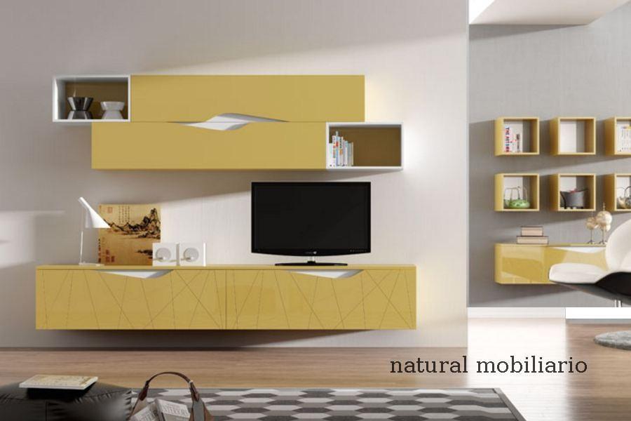 Muebles Modernos chapa natural/lacados salon moderno rovi 1-19-868