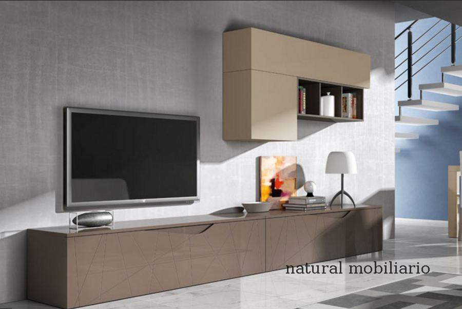 Muebles Modernos chapa natural/lacados salon moderno rovi 1-19-867