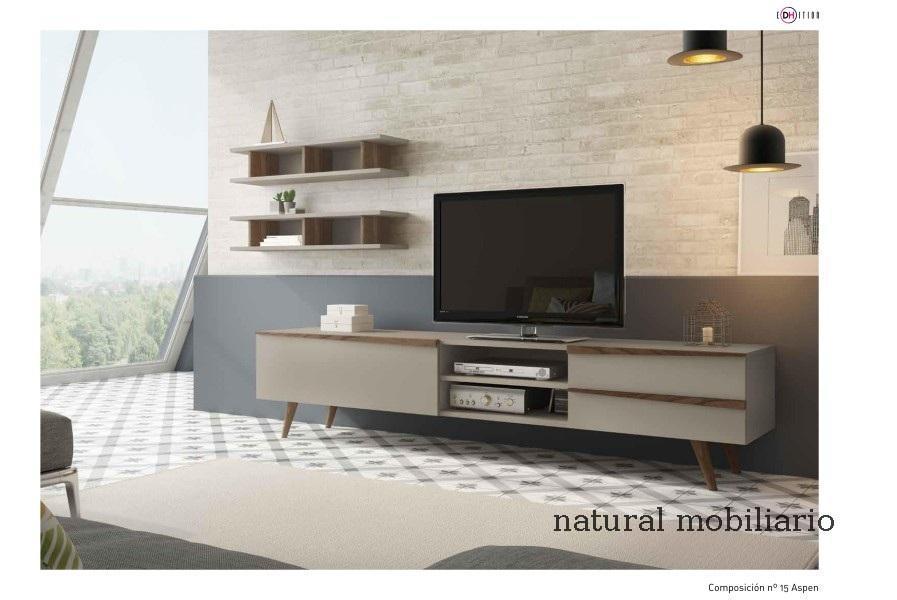 Muebles Modernos chapa natural/lacados salon moderno duho  11-55-970