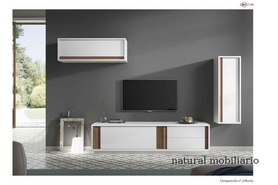 Muebles Modernos chapa natural/lacados salon moderno duho  11-55-953
