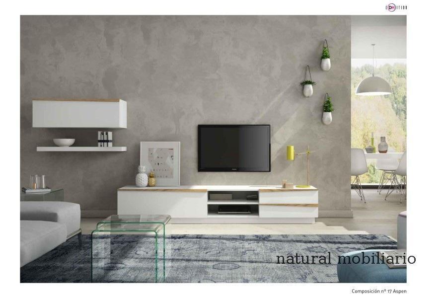 Muebles Modernos chapa natural/lacados salon moderno duho  11-55-972