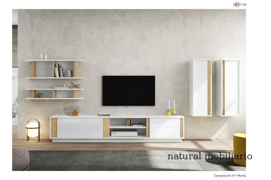 Muebles Modernos chapa natural/lacados salon moderno duho  11-55-950