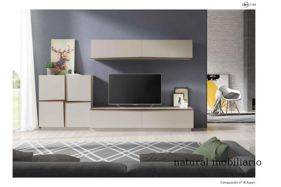 Muebles Modernos chapa natural/lacados salon moderno duho  11-55-973