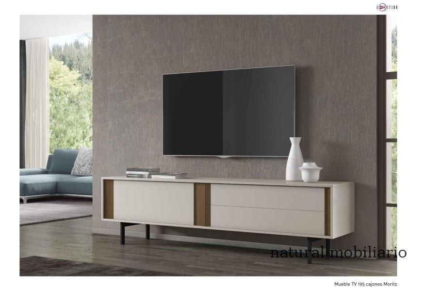 Muebles Modernos chapa natural/lacados salon moderno duho  11-55-962