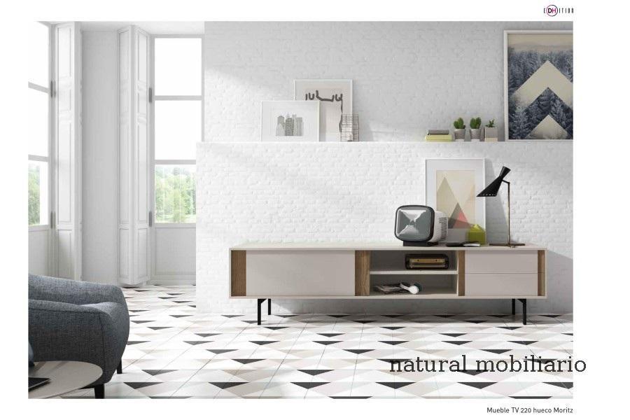 Muebles Modernos chapa natural/lacados salon moderno duho  11-55-964