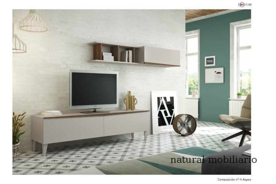 Muebles Modernos chapa natural/lacados salon moderno duho  11-55-965