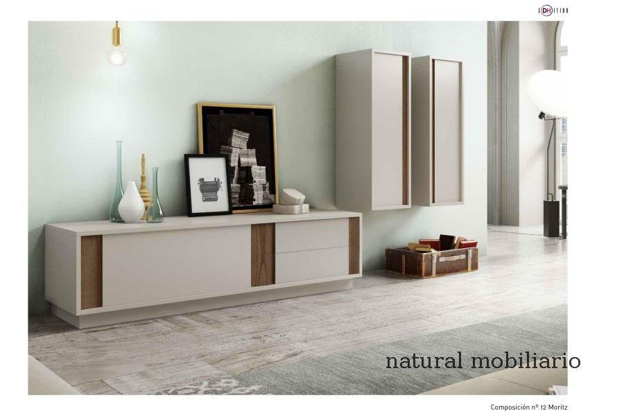Muebles Modernos chapa natural/lacados salon moderno duho  11-55-966