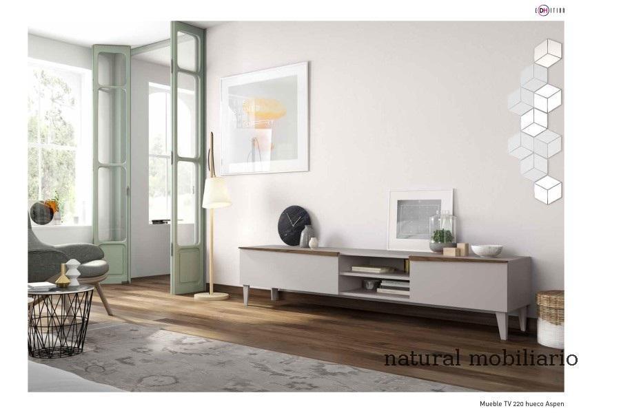 Muebles Modernos chapa natural/lacados salon moderno duho  11-55-954