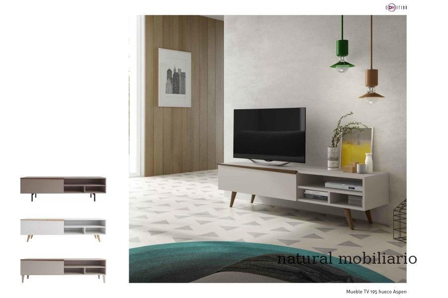 Muebles Modernos chapa natural/lacados salon moderno duho  11-55-952