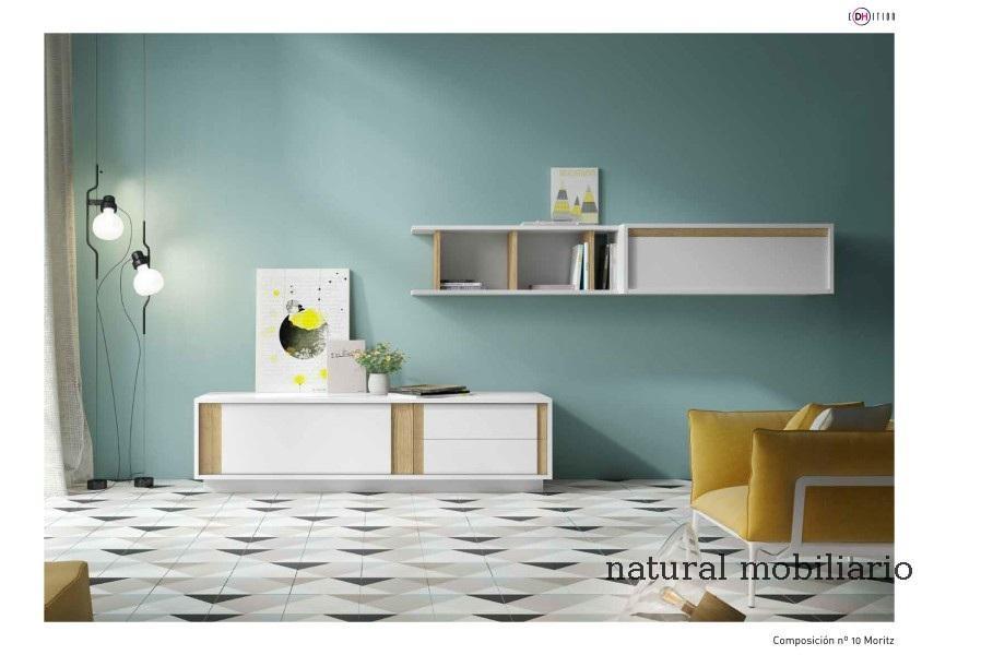 Muebles Modernos chapa natural/lacados salon moderno duho  11-55-963