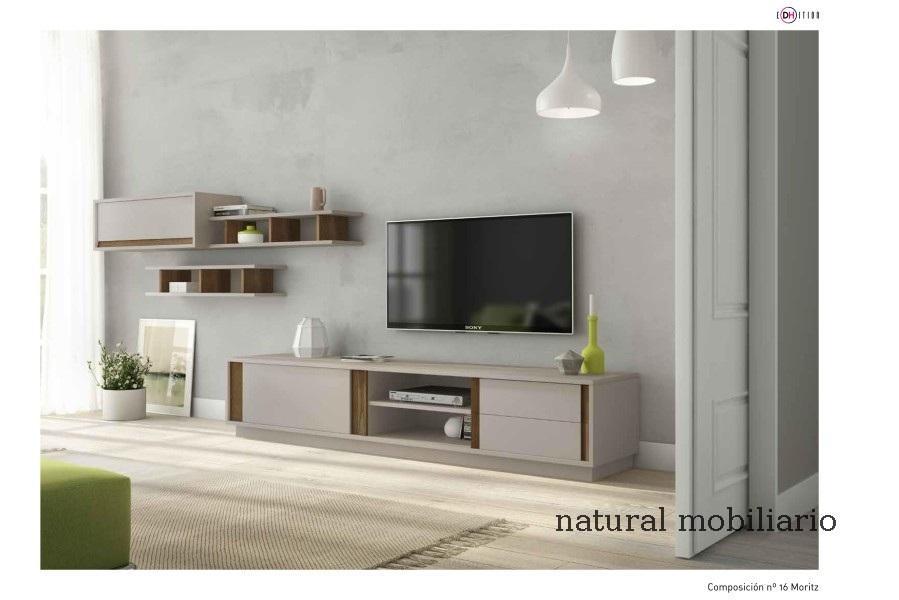 Muebles Modernos chapa natural/lacados salon moderno duho  11-55-971
