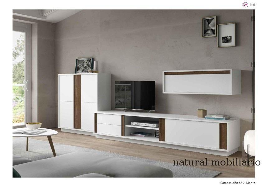 Muebles Modernos chapa natural/lacados salon moderno duho  11-55-976
