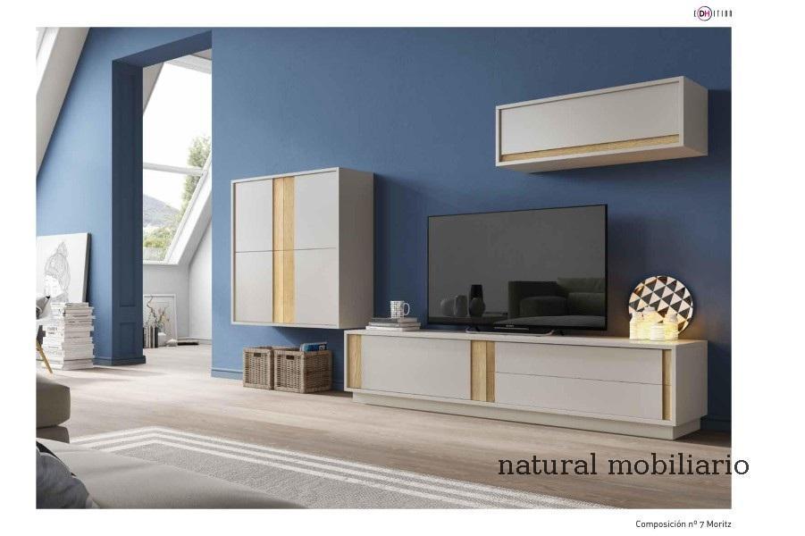 Muebles Modernos chapa natural/lacados salon moderno duho  11-55-959